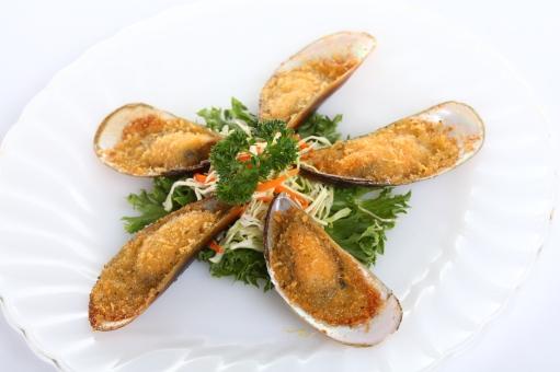 Breaded Mussel Star