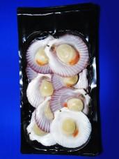 Half-Shell Roe ON Scallops