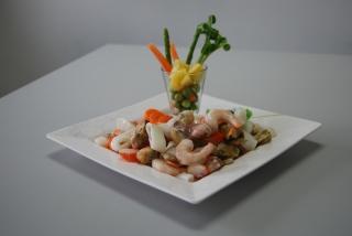 Raw Mix Seafood