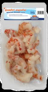Peeled Deveined Shrimp Vacuum Packed